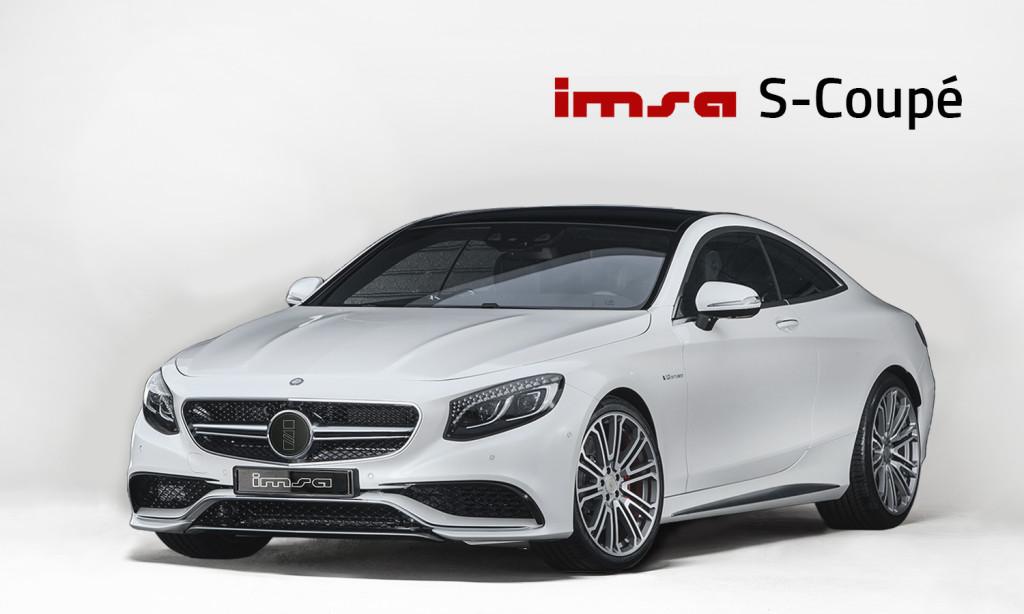 IMSA S-Coupé Modellauswahl  1500x900