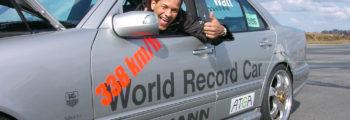 2002 Worlds fastest 4-door sedan