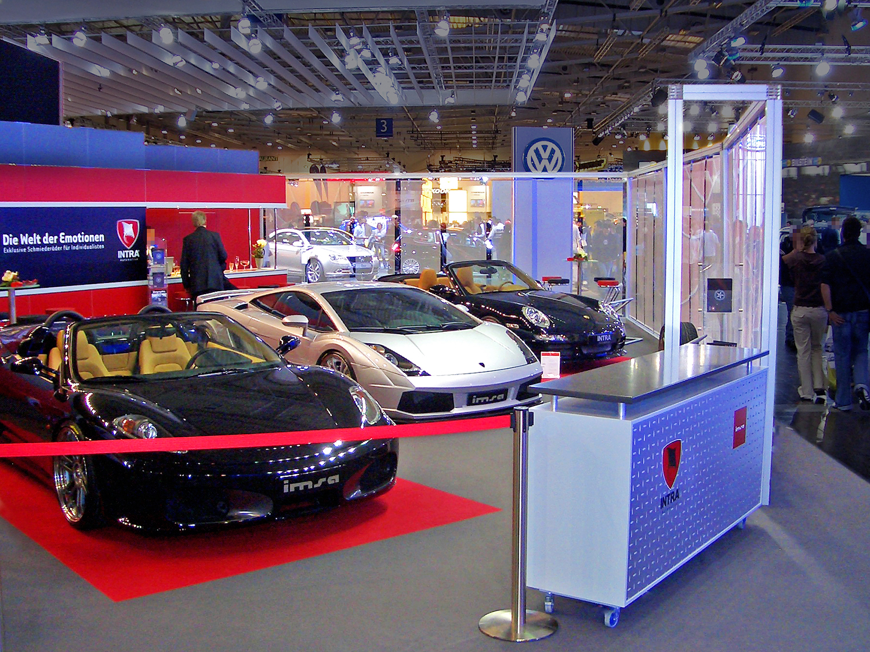 2005 IMSA GTV @ Essen Motor Show