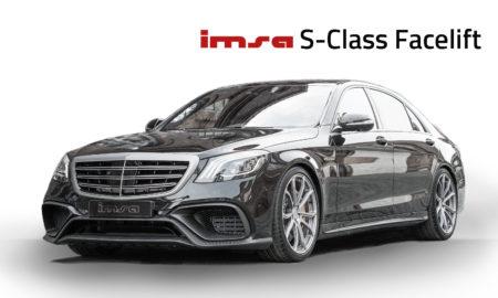 S-Class Facelift
